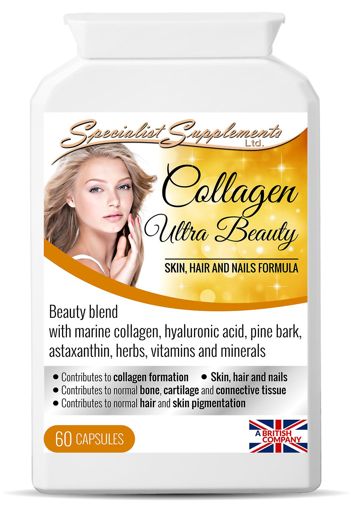 Collagen Ultra Beauty - 60 capsules