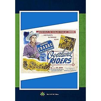 Overland Riders [DVD] USA import