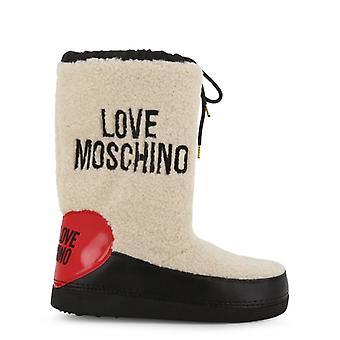 Kärlek Moschino kvinnor ' s stövlar vit ja24162g08jx
