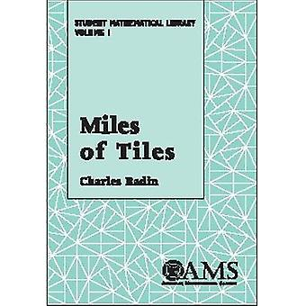 Miles of Tiles by Charles Radin-9780821819333 Buch