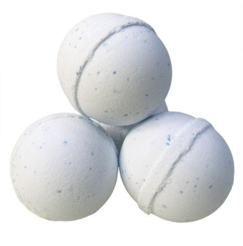 Luxury unwind essential oils bath bomb
