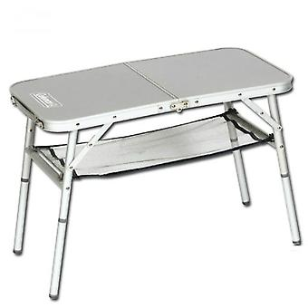 Coleman Multi-height beach table with anti-crab tray (80 x 40 cm)