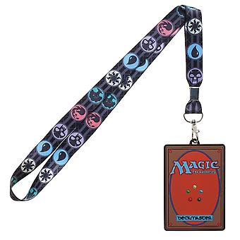 Lanyard - Magic The Gathering -w/ID Holder New la79v2mtg