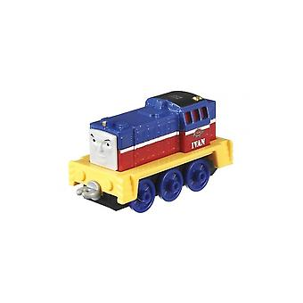Fisher Price Thomas Adventures - Ivan  - Die Cast Engine