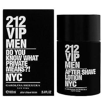 Carolina Herrera 212 VIP bărbați după bărbierit lotiune
