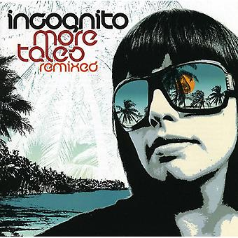 Incognito - More Tales Remixed [CD] USA import
