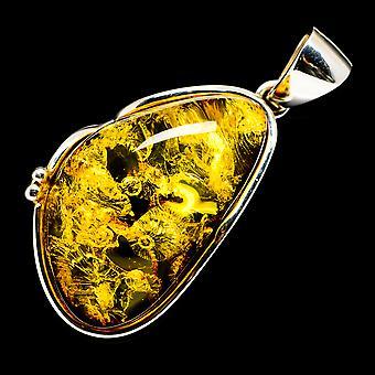 Baltic Amber Pendant 2