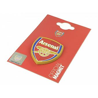 Arsenal FC Official Football Crest Fridge Magnet
