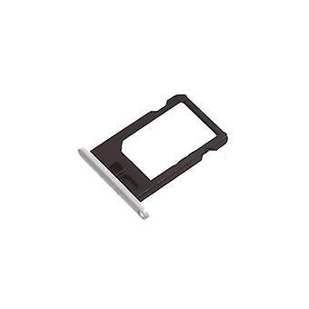 Voor de iPhone 5C - SIM-kaarthouder - wit