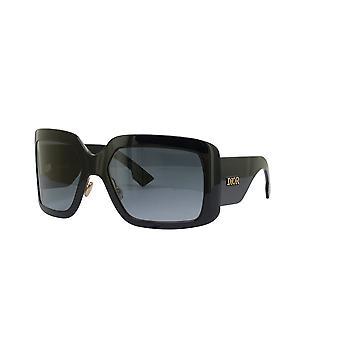 Dior så lys 2 807/9O sort/mørkegrå gradient solbriller