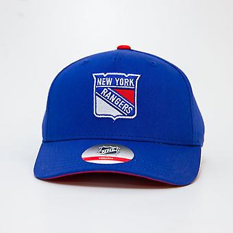 Outerstuff Nhl New York Rangers Precurve Boys Snapback