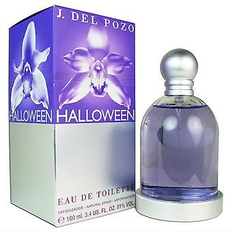 Halloween for women by j del pozo 3.4 oz eau de toilette spray