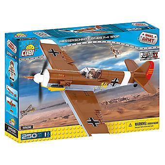 Small Army 250 piece Messerschmitt BF-109 F-4 Trop