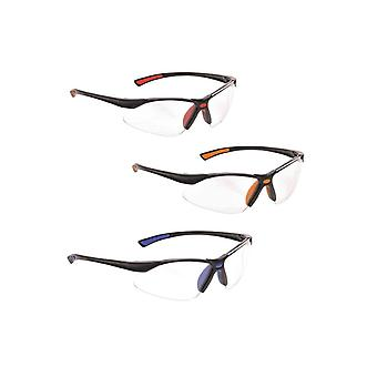 Portwest bold pro workwear safety spectacle pw37
