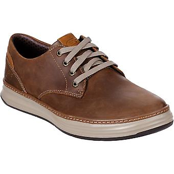 Skechers Mens Moreno Gustom Lace Up Casual Oxford Shoes