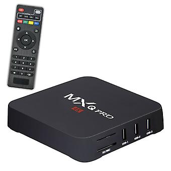 Stuff Certified® MXQ Pro 4K TV Box Media Player Android Kodi - 1GB RAM - 8GB Storage