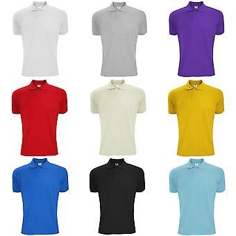SG Mens Polycotton Short Sleeve Polo Shirt
