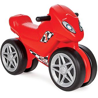 Pilsan Mini Moto Foot to Floor Ride on Motorbike Red