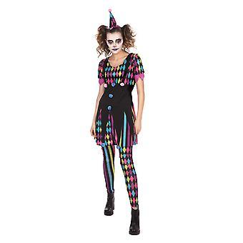 Bristol Neuheit Frauen/Damen Unfug Halloween Kleid