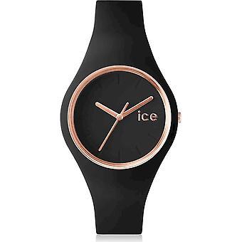 Ice Watch Montre-bracelet Unisex ICE glam Black Rose-Gold Small 000979