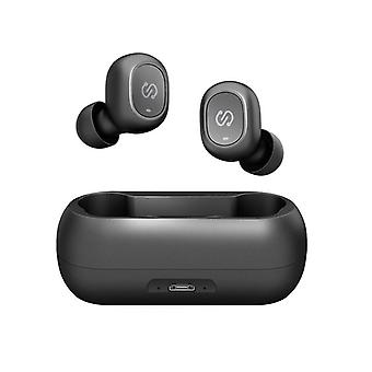 Soundpeats truefree tws bluetooth earphone mini portable wireless earbuds 3d hifi stereo headphone with mic