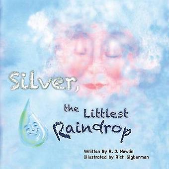Silver the Littlest Raindrop by Nowlin & Roberta Jean