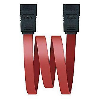 SATA Câble NANOCABLE 10.18.0101-OEM 0,5 m Rouge