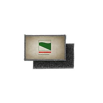 Patch ecusson prints vintage badge flag italy emilia romagna