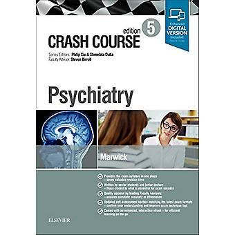 Crash Course Psychiatry by Katie FM Marwick - 9780702073830 Book