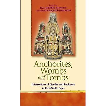 Anchorites, Wombs, and Tombs: Intersections of Gender and Enclosure in the Middle Ages (Univ...