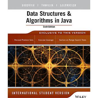 Data Structures and Algorithms in Java (6th International student edi