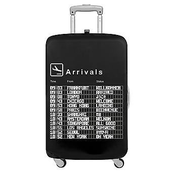 Loqi Women's Airport Arrivals Luggage Cover