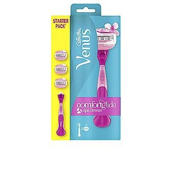 Gillette Venus Spa Breeze M'quina + 3 Recambios für Frauen