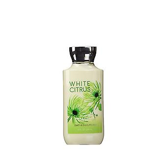 Bath & Body Works White Citrus Shea & Vitamin E Body Lotion 8 fl oz / 236 ml (2 Pack)