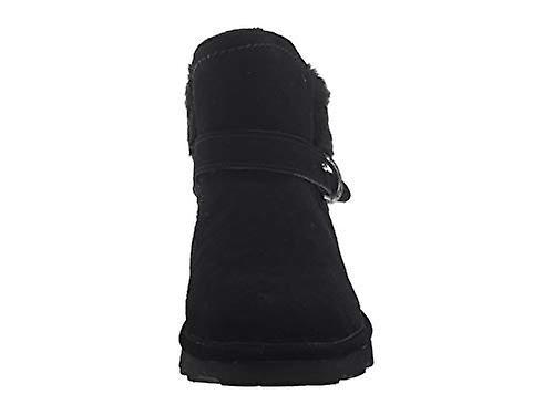 Bearpaw Femmeko Koko Tissu Amande Toe Ankle Fashion Boots