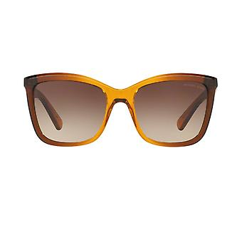 Michael Kors MK2039 321813 54 Cornella Ladies Sunglasses - Amber