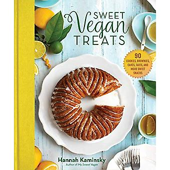 Sweet Vegan Treats - 90 Recipes for Cookies - Brownies - Cakes - and T