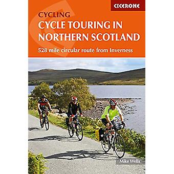Cycle Touring in Northern Scotland - 528 mile circular route from Inve