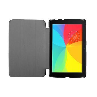 Vékony kompakt PU bőr toktok LG G Pad 7.0 V400 7&[Dark Brown]