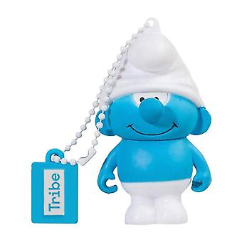 The Smurfs Clumsy USB Memory Stick 16GB