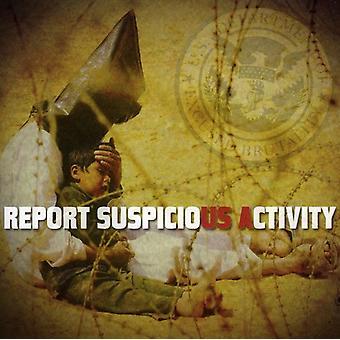 Report Suspicious Activity - Report Suspicious Activity [CD] USA import
