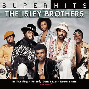 Testo canzone Isley Brothers - Super Hits [CD] USA importare