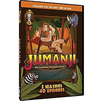 Jumanji [DVD] USA import