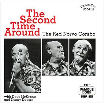 Red Norvo - Second Time Around [CD] USA import