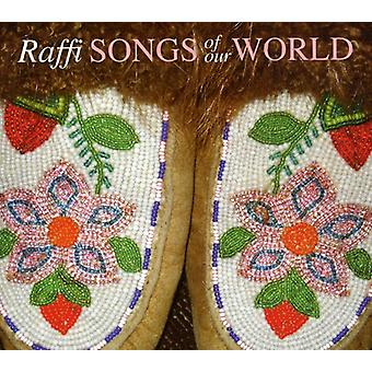 Raffi - Songs of Our World [CD] USA import