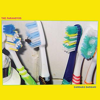 Carnage Bargain [CD] USA import