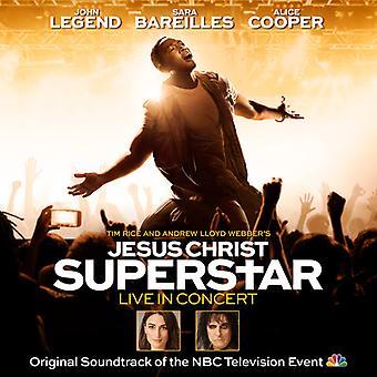 Jesus Christ Superstar Live in Concert / TV Cast - Jesus Christ Superstar Live in Concert / TV Cast [CD] USA import