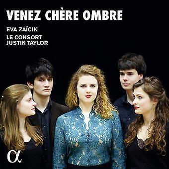 Venez Chere Ombre [CD] Importación de EE.UU.