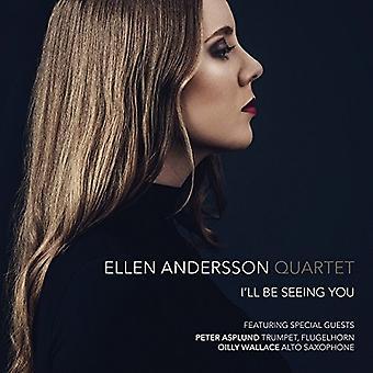 Gershwin / Fischer / Ellen Andersson Quartet - I'Ll Be Seeing You [CD] USA import