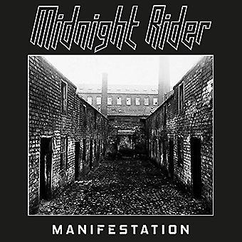 Midnight Rider - Manifestation [CD] USA import